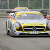 Black Falcon Mercedes Benz SLS AMG GT3 #21
