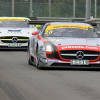 Black Falcon Mercedes Benz SLS AMG GT3 #20 Heyer / Renauer