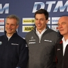 Jens Marquardt Toto Wolff Wolfgang Ullrich