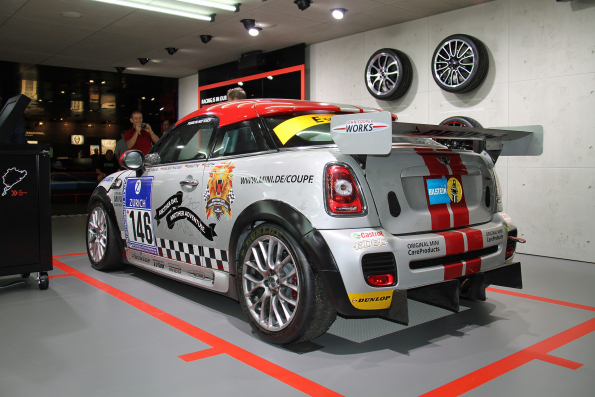 Mini Coupe 24h-Rennen Nürburgring