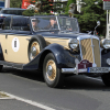 #8 Team Audi Tradition / Horch 930V Cabrio / Baujahr: 1939